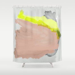 Makeup Shower Curtain
