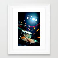 drums Framed Art Prints featuring drums by petervirth photography
