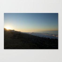 Ventura Emma Wood Sunrise  Canvas Print
