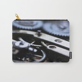 Gearwheels Carry-All Pouch