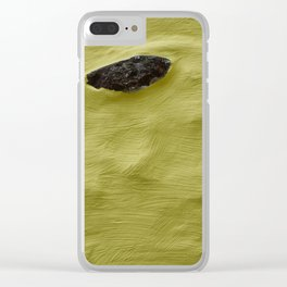 Wall Piece Clear iPhone Case