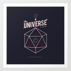 Another Universe Art Print
