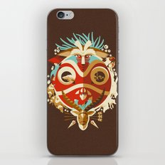 The Days of Gods and Demons iPhone Skin