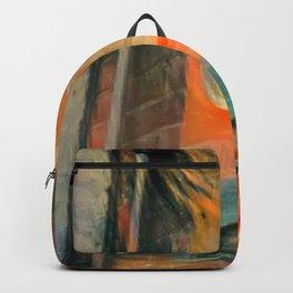 WARNING// Backpack