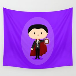 Dr. Acula Wall Tapestry