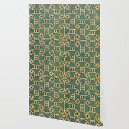 Egyptian pattern Wallpaper