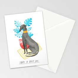 Have a Greyt Day Stationery Cards