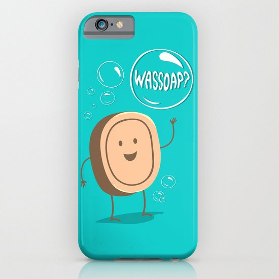 Wassoap?  iPhone & iPod Case
