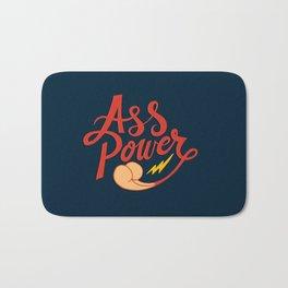 Ass Power Bath Mat