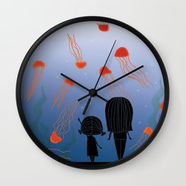 Life lessons from the Jellyfish Wall Clock