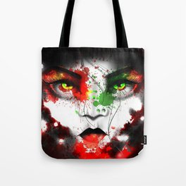 Conflict and Choice Tote Bag