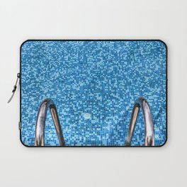 Summer Swimming Pool Laptop Sleeve