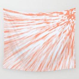 Peaches & Cream Wall Tapestry