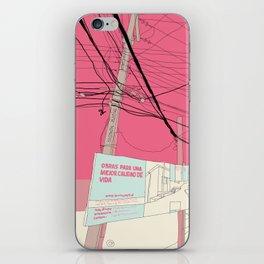 Valparaiso | Travelinary #01 iPhone Skin