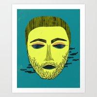 ulisse Art Print