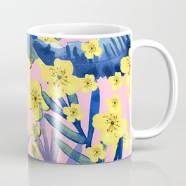 Tropical Blooms Coffee Mug