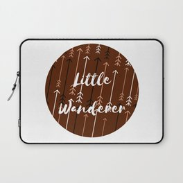 Won't You Wander Back to Me? (Coffee & Cream) Laptop Sleeve