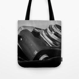 vintage camera culture_1 Tote Bag
