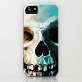 Skull 14 iPhone Case
