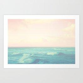 Sea Salt Air Art Print