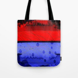 Blowing Hot & Cold Tote Bag