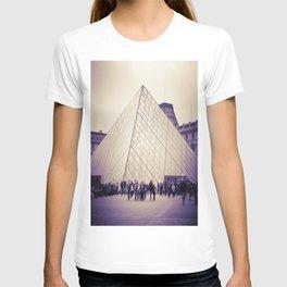The Purple Pyramid T-shirt