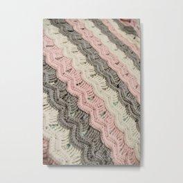 Textures IV Metal Print