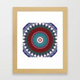 Internal Totem Framed Art Print
