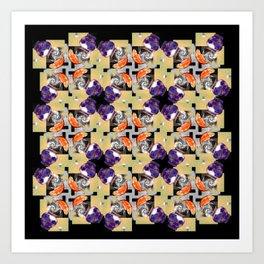 Feng Shui Mishap No. 21 Quilt Art Print