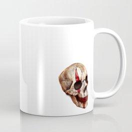 Circus Clown Skull Coffee Mug