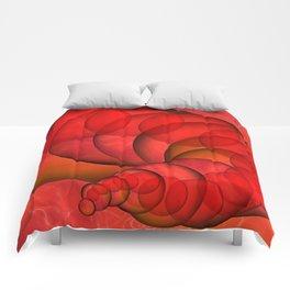 Sphere Worm Comforters