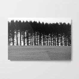 Paysage de l'Estrie par Jean-François Dupuis Metal Print