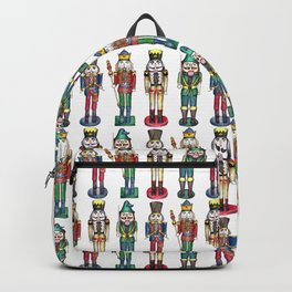 The Nutcracker Prince Pattern Backpack