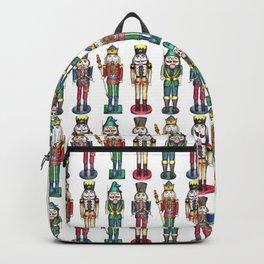 The Nutcracker Prince Pattern Backpack