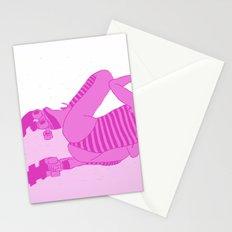 ROLLER GIRL Stationery Cards
