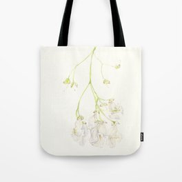 Catalpa Blossom 1 Tote Bag