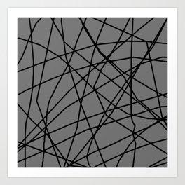paucina v.2 Art Print
