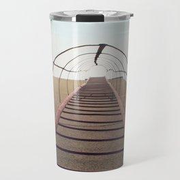 Stairs to infinity Travel Mug