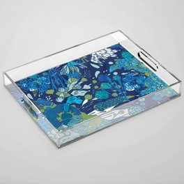 WATER YOU TALKING ABOUT? Acrylic Tray