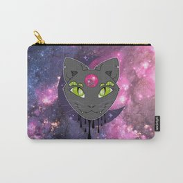 Hex Cat Carry-All Pouch
