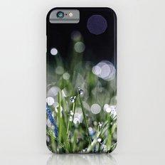 morning glory Slim Case iPhone 6