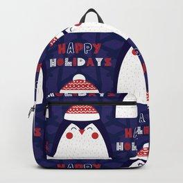 Merry Penguin Backpack