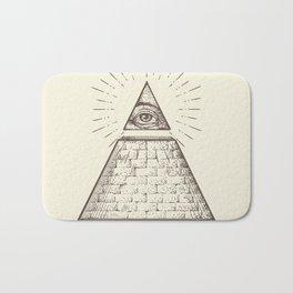 iLLuminati Bath Mat