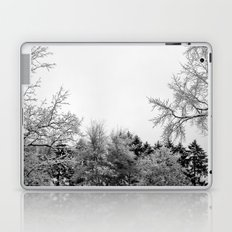 Snow Branches Laptop & iPad Skin