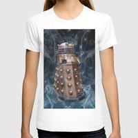 dalek T-shirts featuring Dalek by Steve Purnell