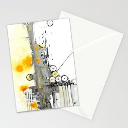 Structure II Stationery Cards