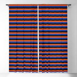 Color Stripe _001 Blackout Curtain
