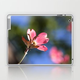 Pink Blossom Laptop & iPad Skin