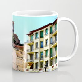 Lovely Le Suquet Cannes Coffee Mug
