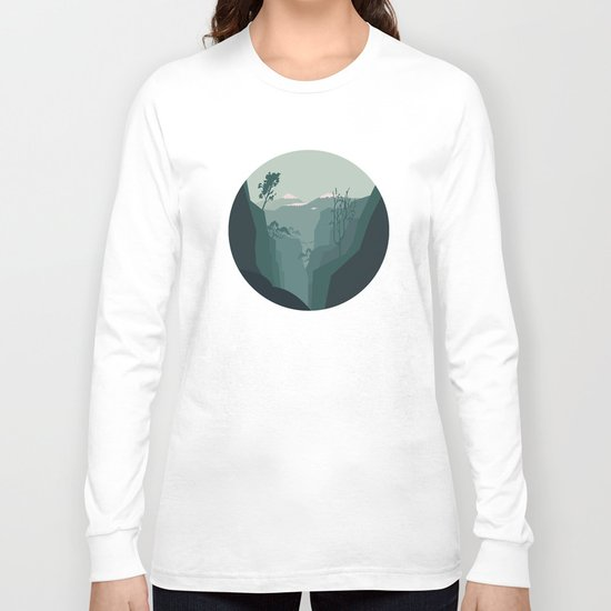 My Nature Collection No. 32 Long Sleeve T-shirt